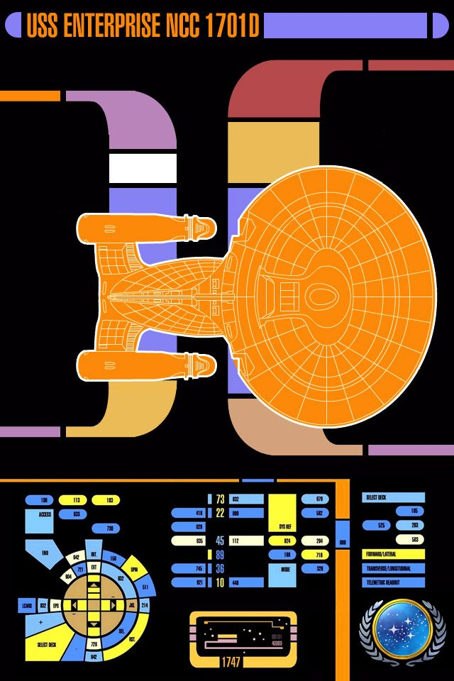Star Trek Phone Wallpaper