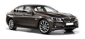 BMW 5.20 Araba Kirala