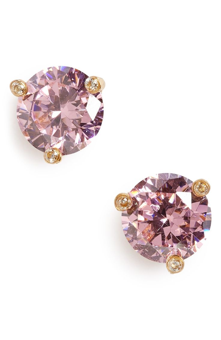 These shimmery Kate Spade stud earrings will make the perfect gift for Mom!