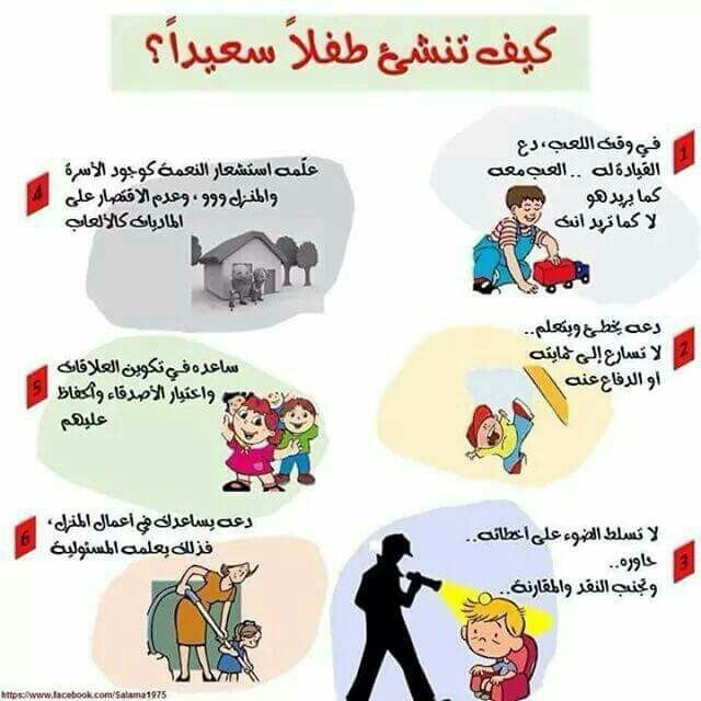 Pin By Salam Moatafa On نصيحة ومعلومة Child Care Education Parenting Education Baby Education