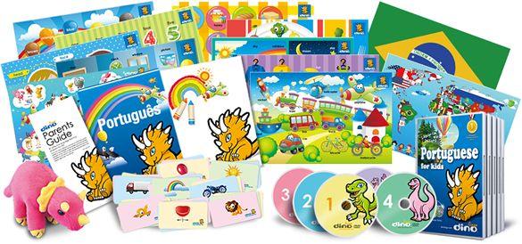 португальский для детей - Игры, песни, сказки, видео - Дети учат португальский язык - Научите ребенка португальскому языку