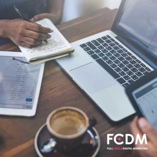 Website Design Consultation with FCDM