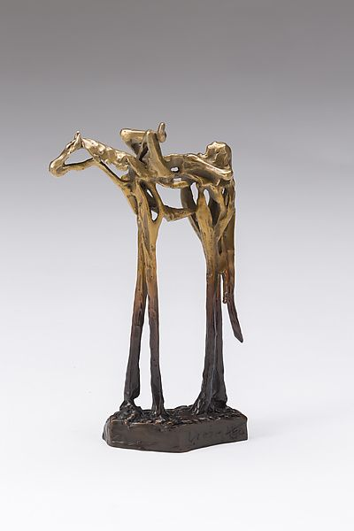 Dream by Sandy+Graves: Bronze+Sculpture available at www.artfulhome.com