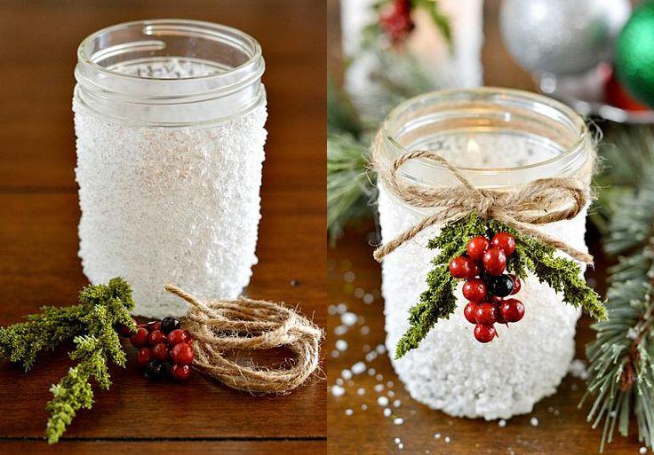 Cómo decorar frascos 11 ideas fáciles y originales
