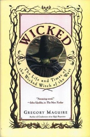 Wicked by Gregory Maguire, BookLikes.com #books