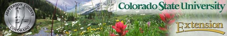 Colorado Plant Database