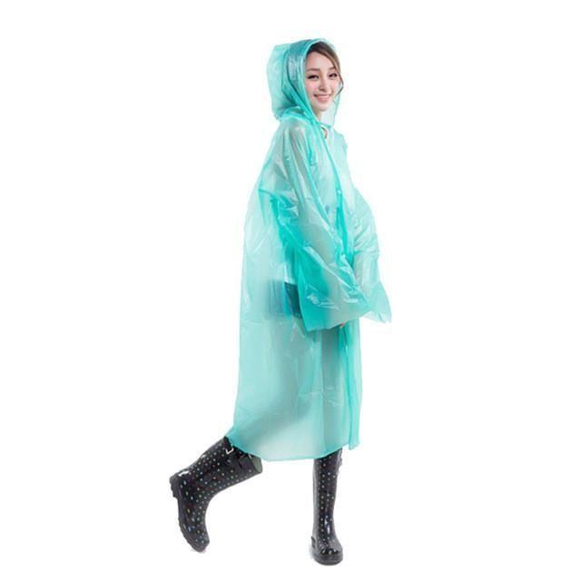 Fashionable Transparent Poncho Raincoat Fashionable  #TransparentPonchoRaincoat    #Bigstartrading