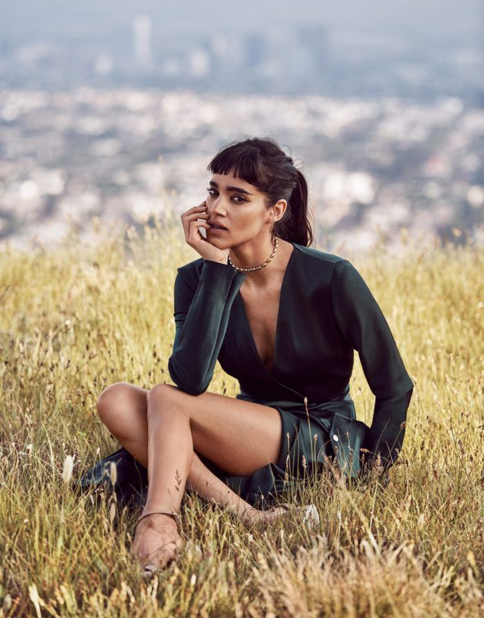 sofia boutella fashion | Sofia Boutella, and More by Steven Pan for The Edit May 2017 - Fashion ...