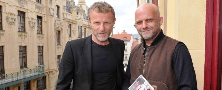 Vyšla prvá časť audioknihy Policie, Jo Nesbø sa stretol s českým Harrym Holem