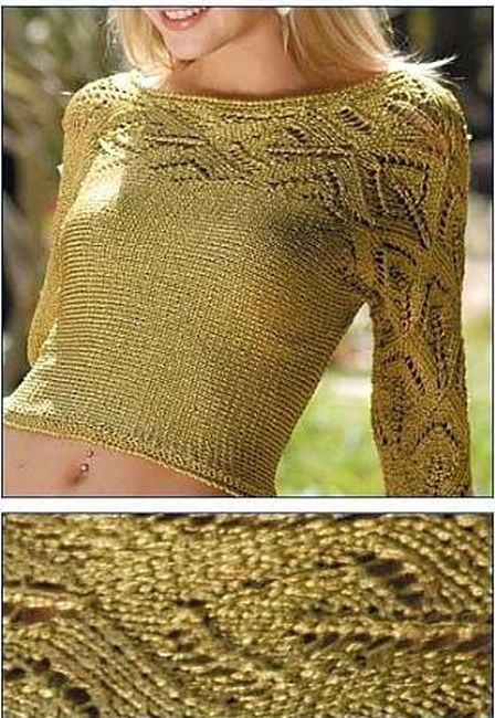 pullover knitted Fotografías