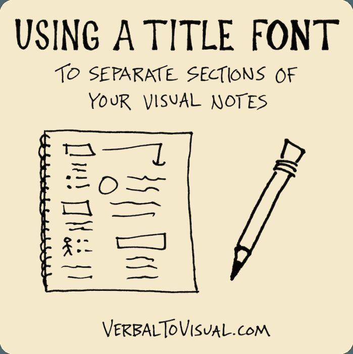 Image result for visual verbal notes