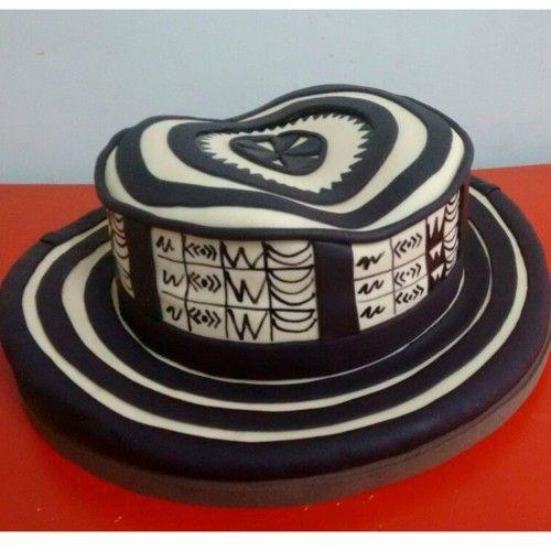 Torta sombrero vuletiao