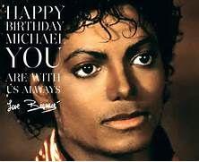 Happy Birthday Michael Jackson    Instagram FanClub Beyoncé Polska ...