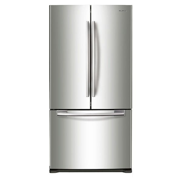 """The Best Counter-depth fridge under 33 inches"" Samsung RF18HFENBSR 33 inch French door refrigerator"