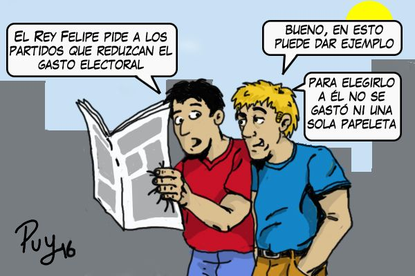 Tiras cómicas publicadas en el DIARIO Bahía de Cádiz