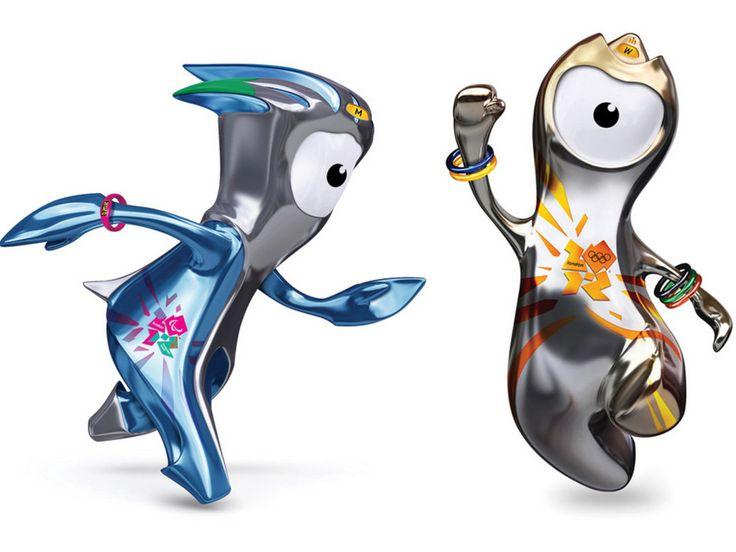 London Olympic Mascots