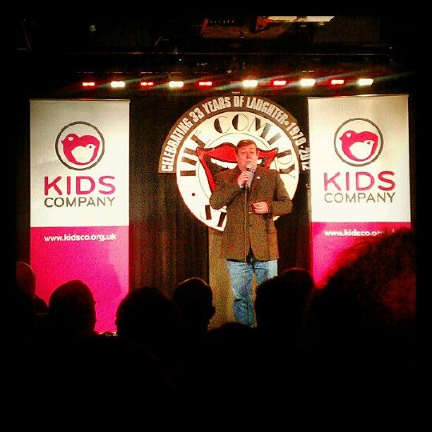 London Comedy Store Show for Kids Co - John Moloney