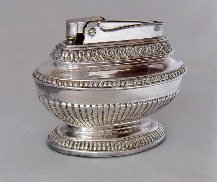 622 Best Collection Of Vintage Cigarette Lighters And