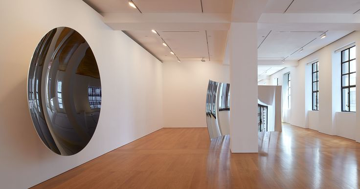 Anish Kapoor presents his first solo exhibition in Hong Kong at Gagosian Gallery, sharing his representation of mirrors and voids through his masterful sculpture.