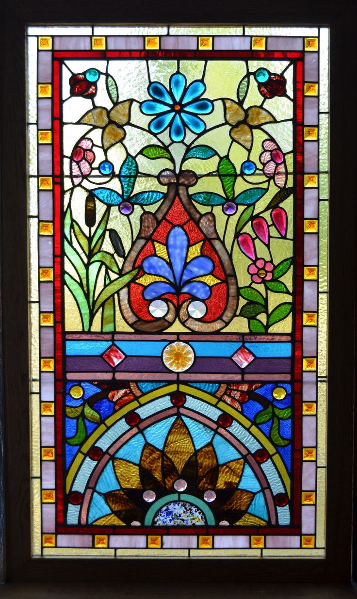 275 Best Stained Glass Windows Images On Pinterest