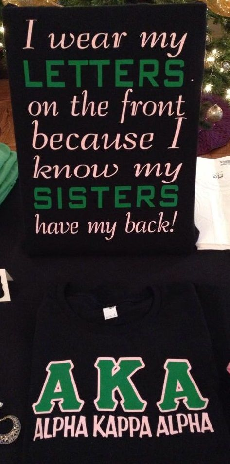 """.AKA """"I know for a fact, this is the truth my Sisters."""" ~Dallas"""