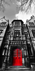 Double Red Door BW by David Rennie available via http://www.art-australia.com/double-red-door-b-w-by-david-rennie/