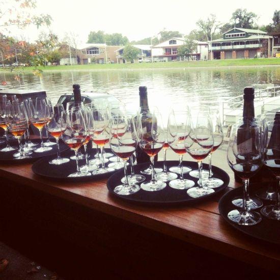 Yarra River restaurants