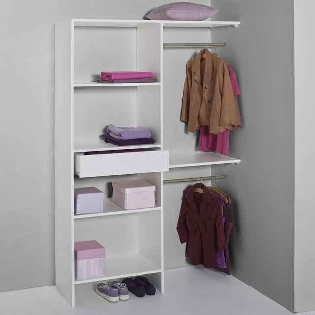 17 meilleures id es propos de dressing modulable sur pinterest amenagement sous pente. Black Bedroom Furniture Sets. Home Design Ideas