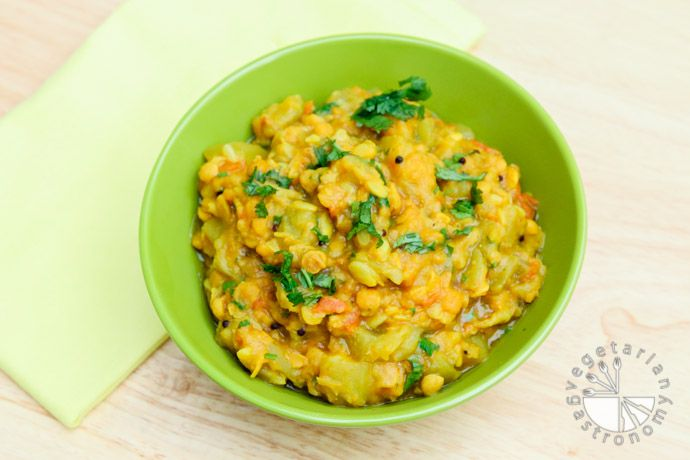 Curried Opo Squash...one of my FAVORITE ways to prepare opo squash!