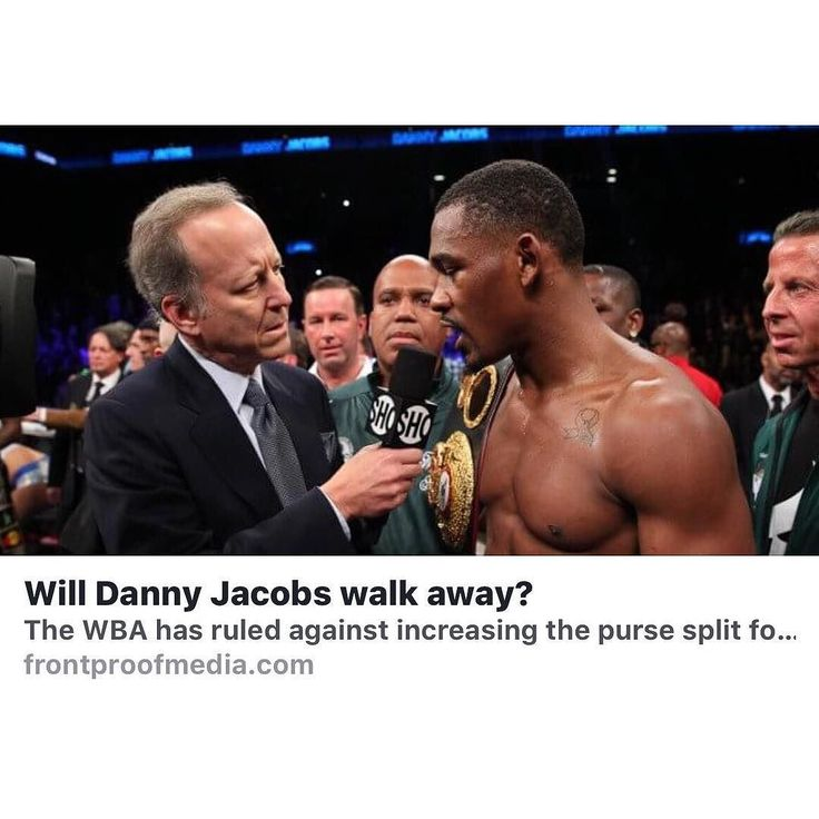 With the WBA denying Danny Jacobs a larger split to fight Gennady Golovkin does the fight still happen? Check out the full article on http://ift.tt/29fLihs  #boxing #GolovkinJacobs