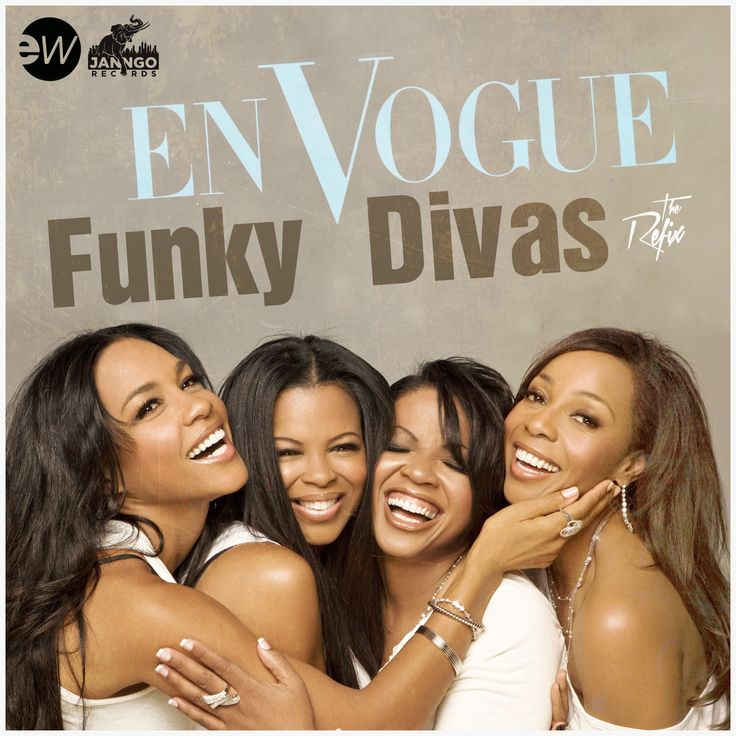 En Vogue - Funky Divas (Cover Edit) - School Project