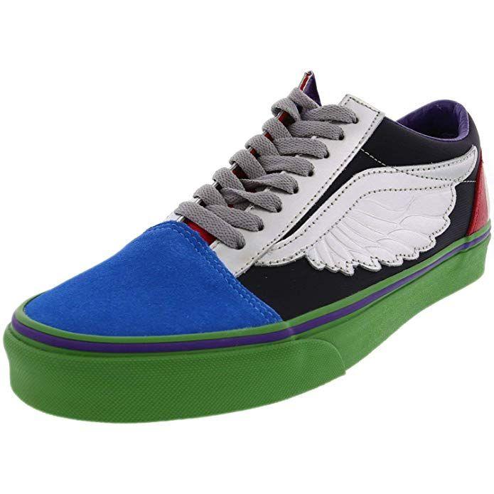 Turnschuhes Vans Coole Turnschuhes Bunt Online Shop Schuhe