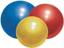 ballon de gym exercices