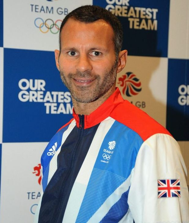 Ryan Giggs named captain of the Team GB Olympics Football team.
