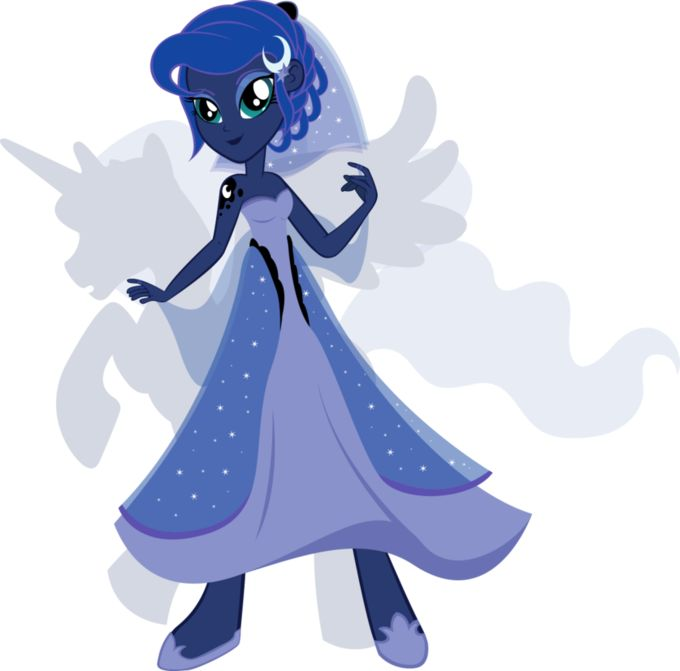 equestria girls | Equestria Girls - Princess Luna | My Little Pony: Friendship is Magic ...