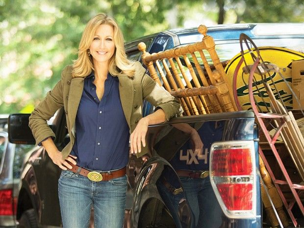 Lara Spencer's 12 Dos and Don'ts for Shopping at Flea Markets: The Good Morning America host and Flea Market Fabulous author gives away all her very best secrets. via @mydomaine