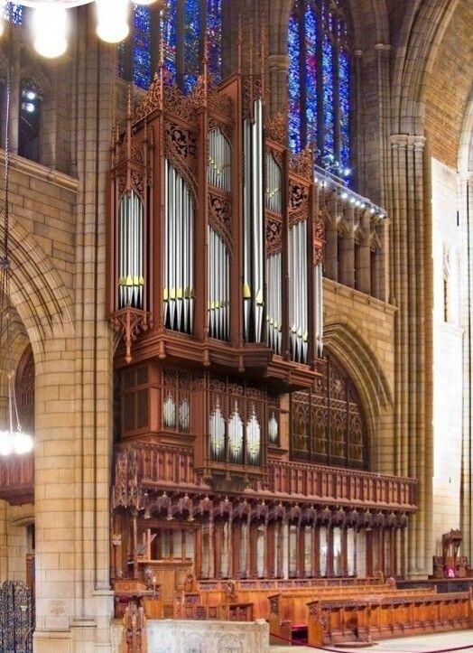 Saint Thomas Church, New York, USA