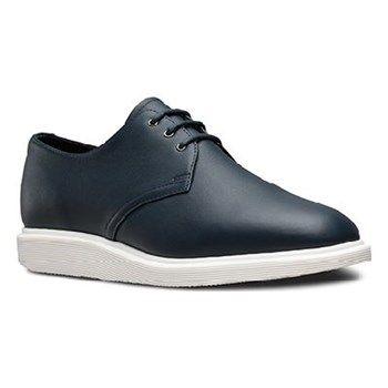 Dr Martens - Torriano - Sneakers in pelle - blu scuro - 40-147 euro