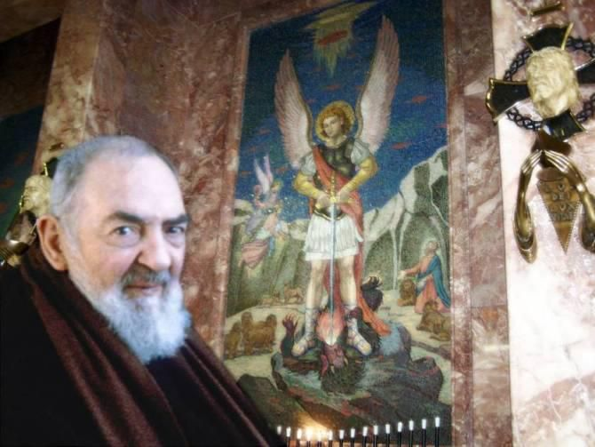 El Ángel de la Guarda jugó un papel muy importante en la vida del Padre Pío...