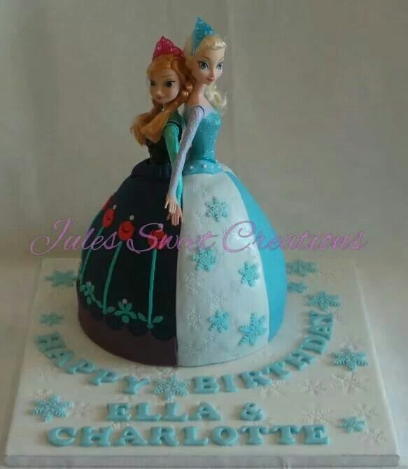 Frozen Birthday Cake Instructions Image Inspiration of Cake and