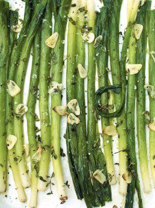 Roast Leeks | Vegetables Recipes | Jamie Oliver Recipes#KuRYrKEhAL1W6FEl.97#KuRYrKEhAL1W6FEl.97