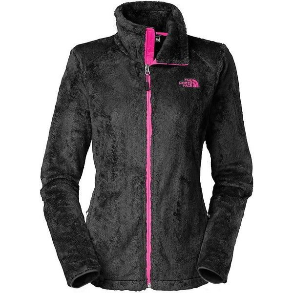 The North Face Women's Osito 2 Jacket ($69) ❤ liked on Polyvore featuring activewear, activewear jackets, the north face, sexy activewear, women activewear en columbia sportswear