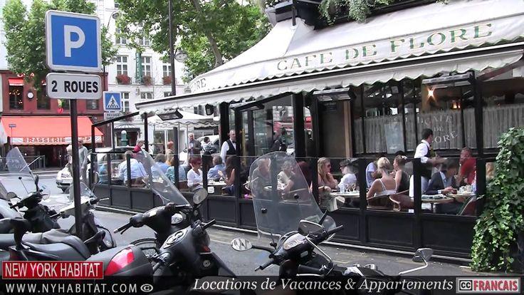 Paris, France - Visite Guidée du Quartier de Saint-Germain-des-Prés (Par...