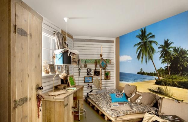 1000+ Ideas About Unique Teen Bedrooms On Pinterest