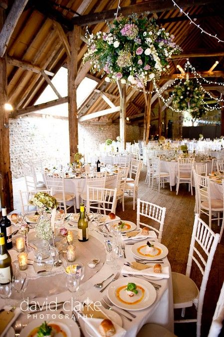 Vrai mariage inspiration «campagne anglaise»