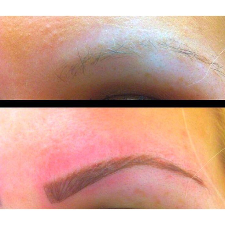 Transformation spm eyebrows