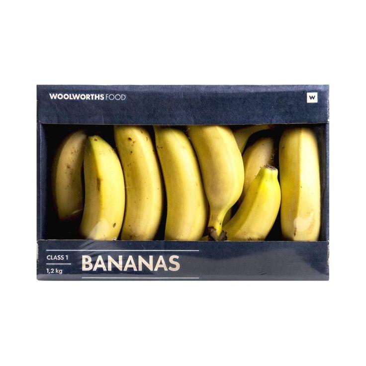 Bulk Bananas 1.2Kg