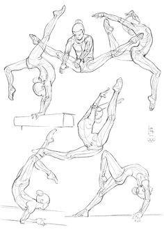ser gimnasta no solo es un deporte,  es un reto cada dia, no es la presentacion que da miedo si no que la practica mas... experiencia propia  he tenido mas de 4 leciones en practica ..