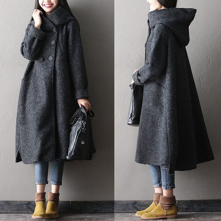 Women wool coat @buykud1