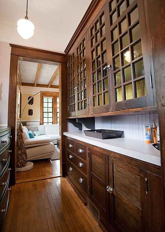 Historic Victorian Kitchen Cabinets An Important Element: 453 Best Images About 1920's Homes On Pinterest